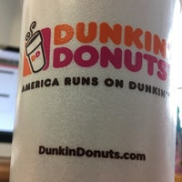 Photo taken at Dunkin Donuts by Daniel P. on 11/3/2017