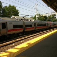 Photo taken at Metro North - Milford Train Station by Daniel P. on 6/21/2013