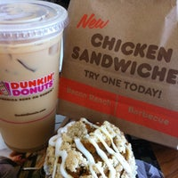 Photo taken at Dunkin Donuts by Daniel P. on 9/4/2013