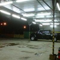 Photo taken at Mutiara Car Wash by Nazrol Z. on 2/20/2013