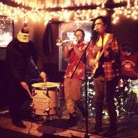 Photo taken at Poplar Lounge by Kristin M. on 2/9/2013
