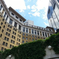 Photo taken at The Saint Paul Hotel by Hoby B. on 5/31/2013