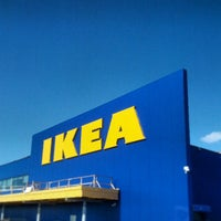 Photo taken at IKEA Montréal by Olivier L. on 3/17/2013