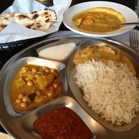 Foto diambil di Nepal Restaurant Nepali & Indian Cuisine oleh Jon R. pada 7/9/2013