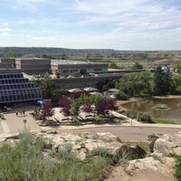 Photo taken at Royal Tyrrell Museum of Paleontology by Chris L. on 7/26/2013