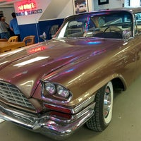 Photo taken at Miller Motors Hudson Auto Museum by Deborah E. on 6/29/2017