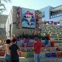 Photo taken at Mesa Arts Center by Kim N. on 10/28/2012