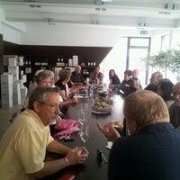Photo taken at Weingut Stadt Krems by Carolyn L. on 9/25/2013