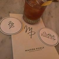 Foto tomada en Maison Pickle por Scott F. el 7/22/2017