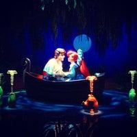 Photo taken at The Little Mermaid ~ Ariel's Undersea Adventure by Far J. on 5/19/2013