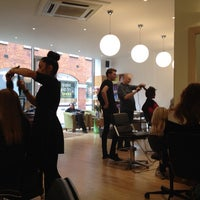 Photo taken at Webster Whiteman Hair Salon by Katya B. on 10/12/2013