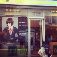 Photo taken at Webster Whiteman Hair Salon by Katya B. on 5/20/2013