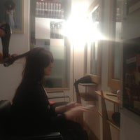 Photo taken at Webster Whiteman Hair Salon by Katya B. on 8/5/2013