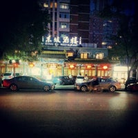 Photo taken at 眉州东坡酒楼 Meizhou Dongpo Restaurant by Kenny Y. on 9/17/2012
