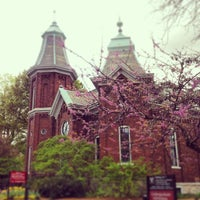 Photo taken at Vanderbilt University Office of Undergraduate Admissions by Lacy P. on 4/15/2013