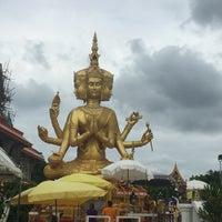 Photo taken at Wat Chong Samae San by pawinee b. on 10/9/2016