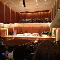 Photo taken at Krannert Center For The Performing Arts by Ben P. on 5/12/2013
