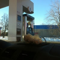Photo taken at Petro-Canada by Lesia N. on 1/7/2013