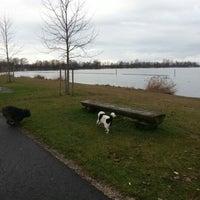 Photo taken at Hafen Hard by Mella M. on 12/28/2012