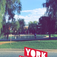 Photo taken at York University - Keele Campus by abrar a. on 8/31/2016