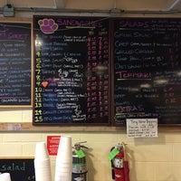 Photo taken at Inga's Subs & Salads by Drew B. on 3/1/2015