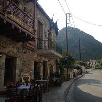 Photo taken at Ταβέρνα ο Έλληνας by Fanny M. on 8/18/2013