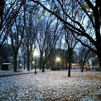 Foto tomada en Trinity Bellwoods Park por Jordan S. el 11/16/2014