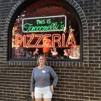 Photo taken at The Original Tacconelli's Pizzeria by Helen D. on 10/21/2012