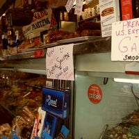 Photo taken at Sorriso Italian Pork Store by David M. on 3/23/2014