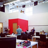 Photo taken at Launchpad LA by Chris M. on 6/10/2013