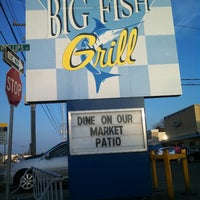 Foto tirada no(a) Big Fish Grill por Rich T. em 4/13/2013
