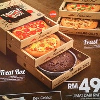 Photo Taken At Pizza Hut Delivery PHD By Siti Maskah M On 11 26