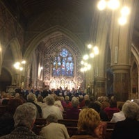 Photo taken at St Marychurch by Monika G. on 5/10/2014