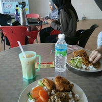Photo taken at Cafe UniKL RCMP Tasek Campus by Nurul A. on 12/18/2015
