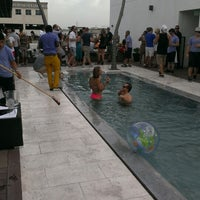 Photo taken at Rio Rooftop Bar by JT L. on 6/24/2013