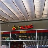 Photo taken at Las Alitas by Ezel E. on 12/7/2012