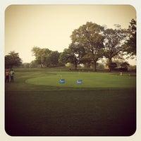 Photo taken at Pelham Bay & Split Rock Golf Course by Michael G. on 5/28/2013