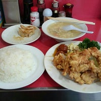 Photo taken at 中華レストラン 北京飯店 by k_chicken on 4/27/2016