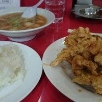 Photo taken at 中華レストラン 北京飯店 by k_chicken on 11/12/2015