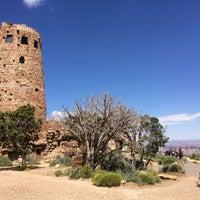 Photo taken at Desert View Watchtower by Sean H. on 9/4/2015