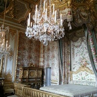 Photo taken at Palace of Versailles by Santiago F. on 5/8/2013