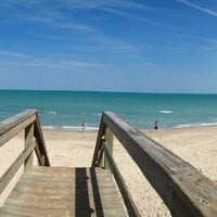 Photo taken at Pelican Beach Park by Katie on 3/17/2013