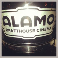 Photo taken at Alamo Drafthouse Park North by Andrew W. on 6/9/2013