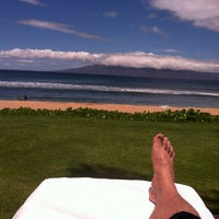 Photo taken at Marriott's Maui Ocean Club  - Lahaina & Napili Towers by Scott D. on 7/1/2013