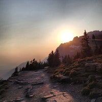 Photo taken at Hidden Lake by Nathan S. on 8/28/2013