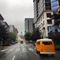 Photo taken at Downtown Seattle by Nathan S. on 9/6/2013