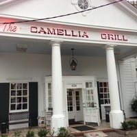 Photo taken at The Camellia Grill by Duncan K. on 1/14/2013