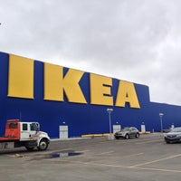Photo taken at IKEA Montréal by Maxime C. on 5/11/2013