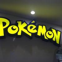 Photo taken at Pokémon Center Mega Tokyo by 桃鉄 on 12/13/2014