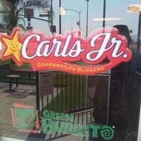 Photo taken at Carl's Jr. by Eric M. on 9/11/2013